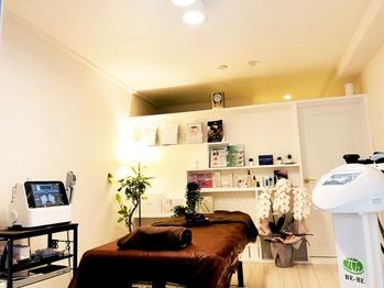 個室癒し空間